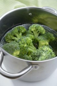 brocoli cocido